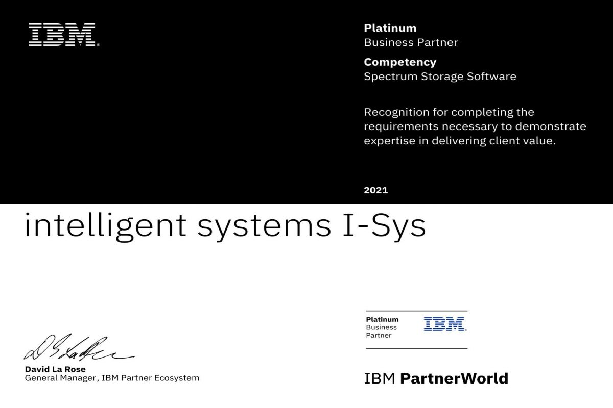 IBM_Specialist_Spectrum_Storage_Software